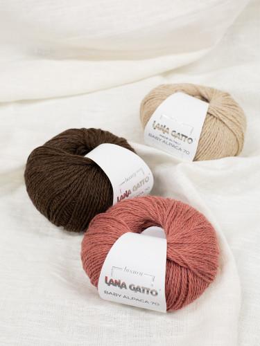 Lana Gatto Baby Alpaca 70