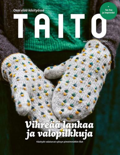 Taito magazine 5/21