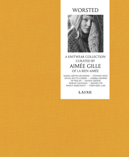 Worsted – A Knitwear Collection Curated by Aimée Gille