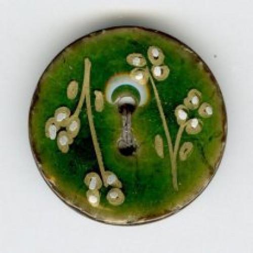 Kookosnappi kukkakuvio