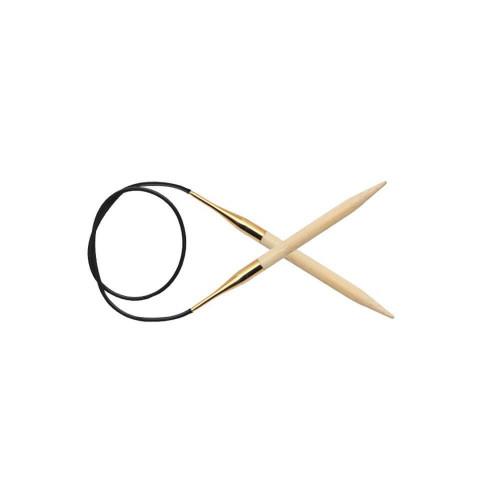 KnitPro Bamboo Pyöröpuikot 40cm / 3,00 mm
