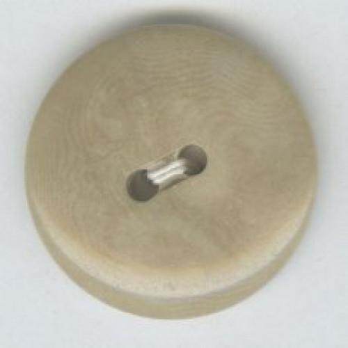 Kivipähkinänappi 23 mm vaaleanruskea