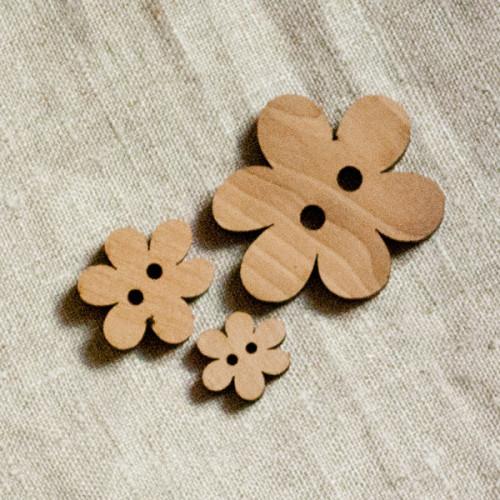 Puunappi, Veico 30 mm kukka