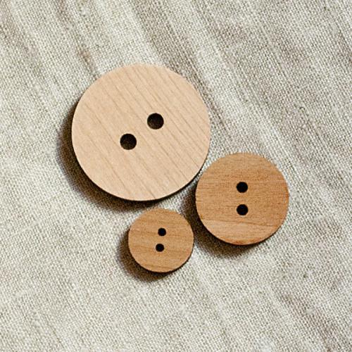 Puunappi, Veico 45 mm pyöreä