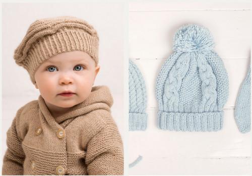 1310 Alpakka Silke Baby -ohjevihko FI