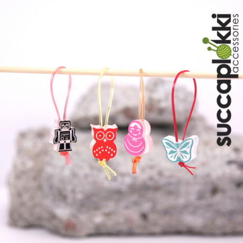 Stitch Marker Set Soul Band, Colorful