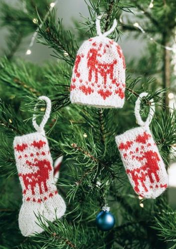Tema 47 Nordisk jul -ohjevihko norja