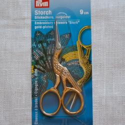 Stork Scissors 9 cm