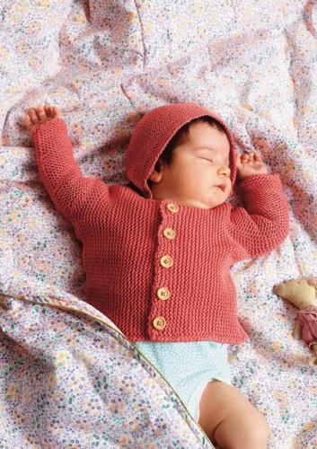 1608 Sommer Baby -ohjevihko SE