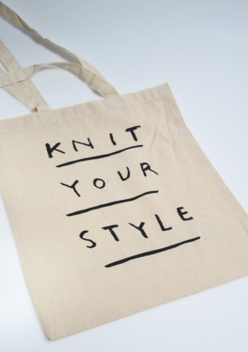 Knit Your Style - kangaskassi