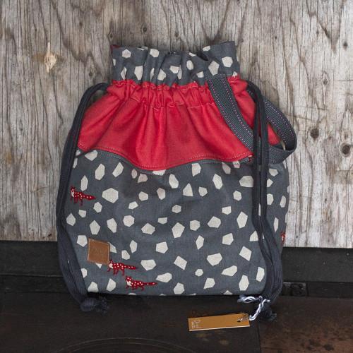 Pink Hazel Project Bag Maxi