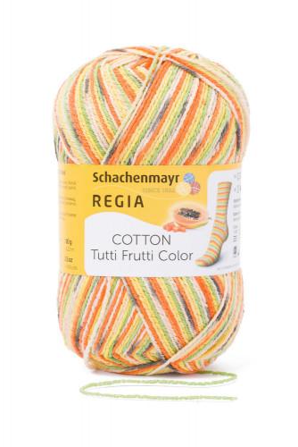 Regia 4-fädig Cotton Tutti Frutti 100 g