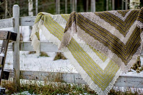 Saana Pattern Finnish Print