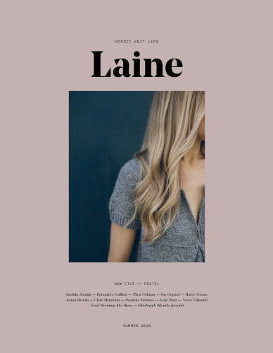 Laine Magazine Issue 5 - Pastel