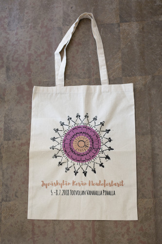 Knit Fest 2018 Tote Bag