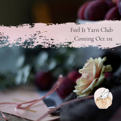 FEEL IT YARN CLUB