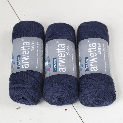 Filcolana Arwetta Classic 145 Navy Blue