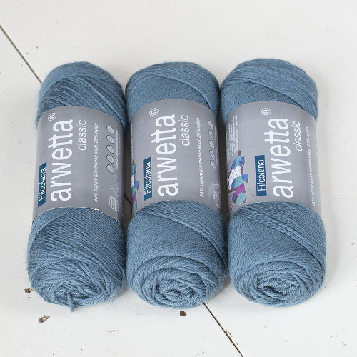 Filcolana Arwetta Classic 192 Steel Blue