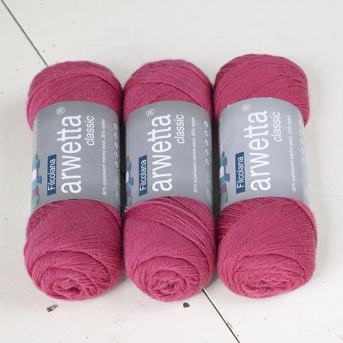 Filcolana Arwetta Classic 226 Raspberry Pink
