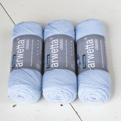 Filcolana Arwetta Classic 340 Ice Blue