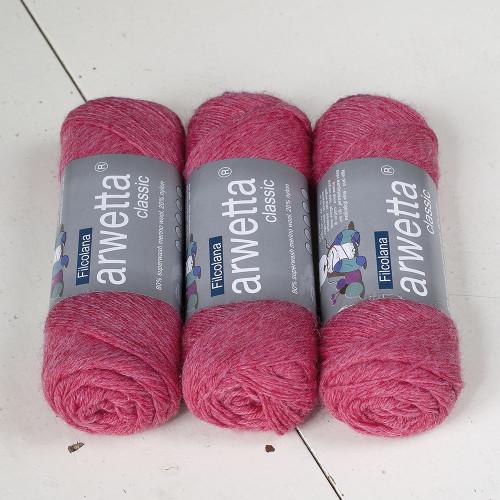 Filcolana Arwetta Classic 813 Strawberry Pink (melange)