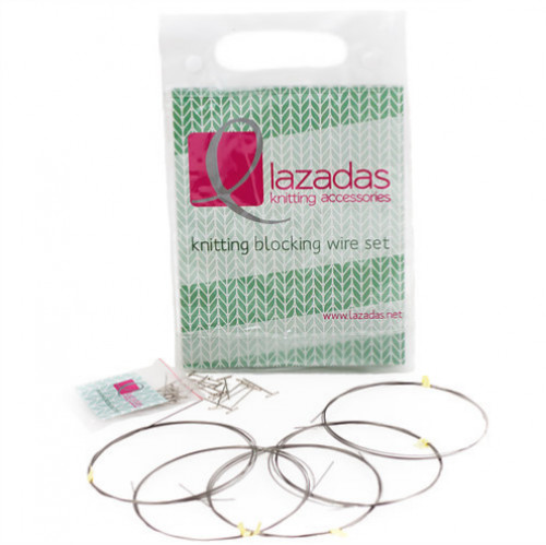 Lazadas Super Flexible Long Blocking Wire Set - Pitkä pingotusrautasetti