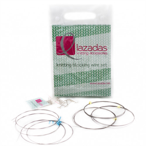 Lazadas Mix Blocking Wire Set - Pingotusrautasekoitus